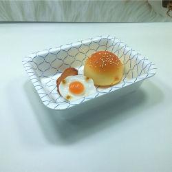 منتجات مشتعلة جملياً صديقة للبيئة وجبة صينية إسفنجية EPS يمكن التخلص منها