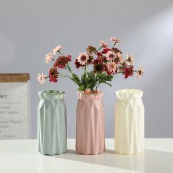 004 Nordic Style Umweltschutz Heim Ornamente Plastikvase