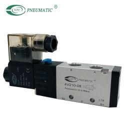 4V210 5/2 solenoïde pneumatische pneumatische klep, solenoïde, klep