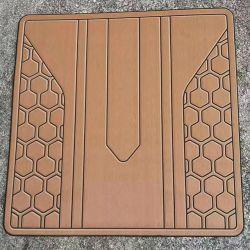 보트 바닥 접착식 티크 바닥 요트 바닥 해저 바닥 카펫