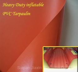 頑丈で膨脹可能なボートPVC防水シート