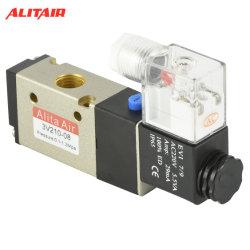 Alitaの空気空気3V210-08 Airtac 24V空気空気のソレノイド弁