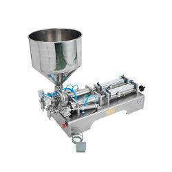 5 Gallone Semi Automat Joghurt Tasse und Versiegelung Wein klein Volle Wasserflasche Fill Light Needle Spritze Gel Füllmaschine Maschinen