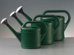 3L пластиковый сад Лейку/соблазнительные Pot моя-2510