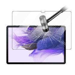 ملحق هاتف سهولة تركيب واقي الشاشة الزجاجية المقسّى لـ Samsung S7+Lite 5g 2021