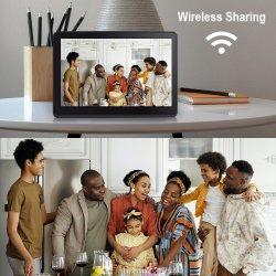 Pared Digital Compartir WiFi Imagen