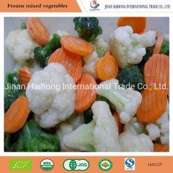 Divers mélangé de légumes congelés Pois Maïs carotte Haricots coupe la vente au détail
