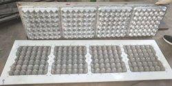 30 muffe dell'alluminio del cassetto dell'uovo dei fori per personalizzare