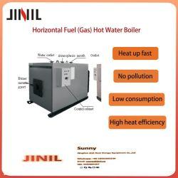 سلسلة Wns غاز الزيت الغاز الغاز الغاز الطبيعي الغاز الطبيعي غاز البترول المسال غلاية الماء الساخن لغاز الغاز الحيوي