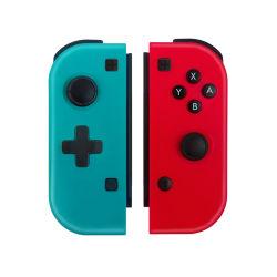 Contrôleur de la joie Bluetooth Con pour Nintendo commutateur rouge de couleur bleu