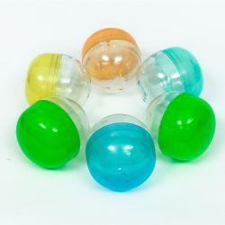 Venta directa de fábrica de cápsulas de plástico de juguete para niños huevos de la caja de caramelos