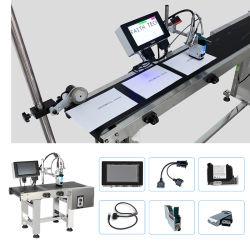 용 Faith 고속 디지털 휴대용 온라인 디지털 잉크젯 프린터 카톤 페인팅 기계