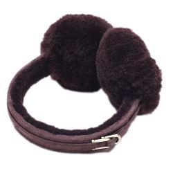 100% настоящие Geniune австралийские овчины Зимние теплые модные наушники
