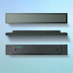 شاشة عرض رقمية عريضة جدًا مزودة برف LCD مقاس 11.6 بوصة علامات الأسعار
