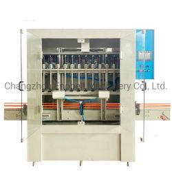 Automatische Anti-korrosive PP Kolben Flasche Flüssigwasser Getränke Abfüllung Verpackung Füllmaschine