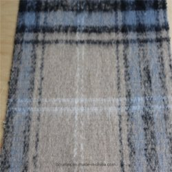 Hot Selling Good Quality Plaid tessuto lana tessuti tessili all'ingrosso