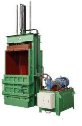 Les déchets de papier carton vertical hydraulique Presse verticale de presses à balles en plastique Y82t-25f