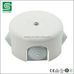 Caja de conexiones de porcelana eléctrica decorativos para el cableado