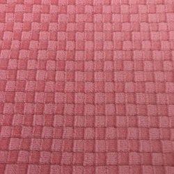 Jacquardwebstuhl Mahjong Check geprägtes Polyester-Flanell-Zudecke-Gewebe