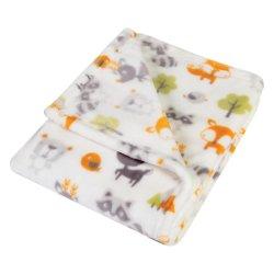 Flanela de produtos Supersoft Manta Bebê Luxo Swaddle Folha de cama de bebé