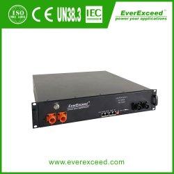 Everexceed Ep 36V/48V/60V/72V 50AH/100Ah Ионная солнечной энергии/Li-ion/литиевые аккумуляторы LiFePO4 Батарея ИБП с СЭЗ для дома PV солнечной энергии системы хранения данных