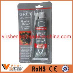 Produit d'étanchéité multi-joints, mastic silicone RTV gris