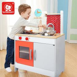 أفضل متجر أطفال ما قبل المدرسة يجعل تعلم المطبخ الخشبي لعب من أجل الأطفال