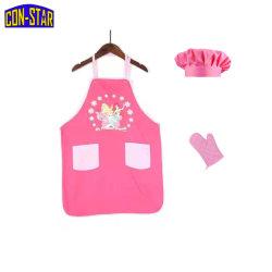 Kinder Küchenspielzeug Schürze Kappe und Backofen Mitts Set 3pcs Spielzeugset BSCI und Disney Fama Factory