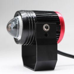 piezas de repuesto Lámpara LED auto eléctrico Kit de conversión de automóviles Mini proyector LED H4 Lente