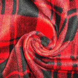 Пять цветов клетчатыми стучать в ткань для шерстяных защитная одежда