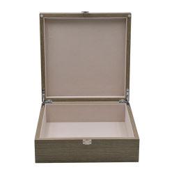 Envases de madera Caja de regalo de lujo