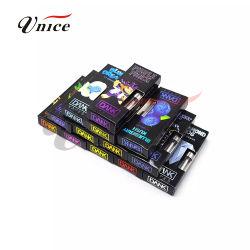 品質習慣によって印刷されるOEM CbdオイルのVapeのペンのカートリッジ包装ボックス