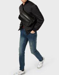 Neue Mann-Form-beiläufige Jeans-Hosen-männliche dünne dünne Jeans