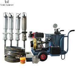 Sdoppiatore idraulico per calcestruzzo per costruzioni, sdoppiatore idraulico per pietre, sdoppiatore idraulico per roccia