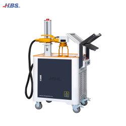 HBS 소형 파이버 레이저 표시 시스템/휴대용 레이저 표시 장비 큰 파트