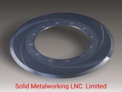 Le carbure de tungstène hacheur à disque avec od maximale 380 mm.