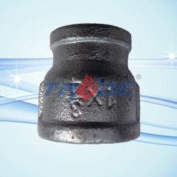 Оттиск трубный фитинг запеченный оцинкованного 1/ 2 дюймов снижения давления Фитинги головки