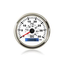 Il tachimetro automatico del motore di automobile dei veicoli di Gensets delle macchine della costruzione misura Digitahi