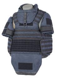 Chaleco antibalas de la Guardia/Full/suave cuerpo de policía de la armadura|//Chaleco táctico militar (BV-X-032)