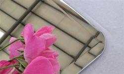 2mm 1,8 mm de longitud completa de residencial y comercial completa, espejos de pared y espejos biselados