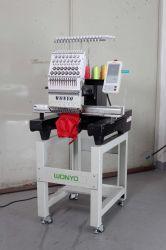 máquina de bordado computadorizada Interno Wonyo máquina de bordado monograma única Cabeça