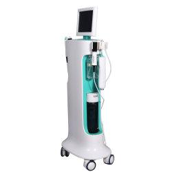 Multifunktions-Sauerstoff-kleine Luftblasen-Gesichtsschönheits-Maschine des Wasserstoff-H2O2