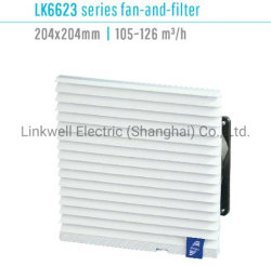 مصنع الصين أفضل سعر مروحة تهوية خزانة Lk6623