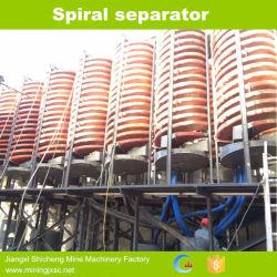 Macchina di separazione a spirale del separatore di gravità