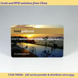 L'hôtel Inn Carte Clé avec carte PVC à bande magnétique