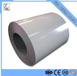 La scheda del PVC Ral con la pellicola protettiva per lo strato PPGI del tetto ha preverniciato le bobine d'acciaio