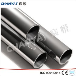 Seamless Tuyaux et tubes en alliage de nickel (Monel Incoloy 400, 800, Hastelloy C276)