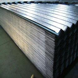Het gewone maakt 40g het Metaal van de Bouw van het Blad van het Zink Dx51d in reliëf