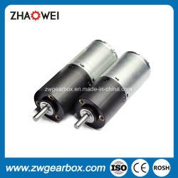 Высокий крутящий момент на низкой скорости 12V 24мм Моторедуктора постоянного тока