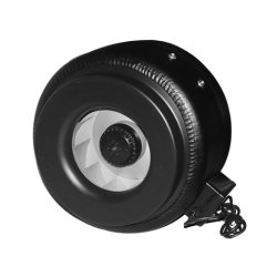 12 Ventilator van de Buis van de duim Hydroponic Gealigneerde